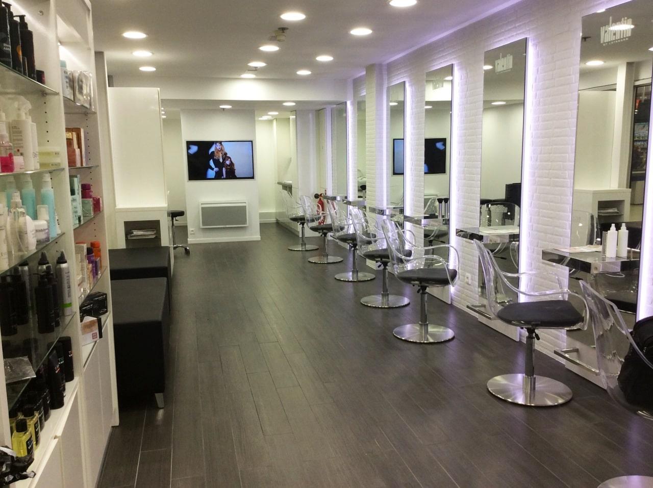 ouvrir un salon de coiffure valentin coiffeur